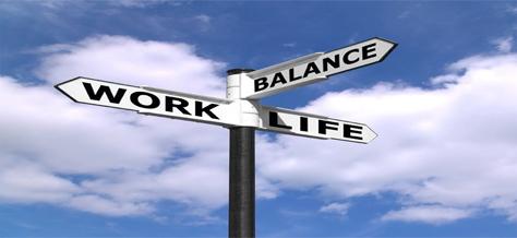 Betere balans tussen werk en privé