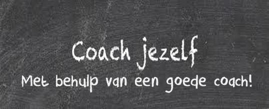 Coaching = Doe het zelven!